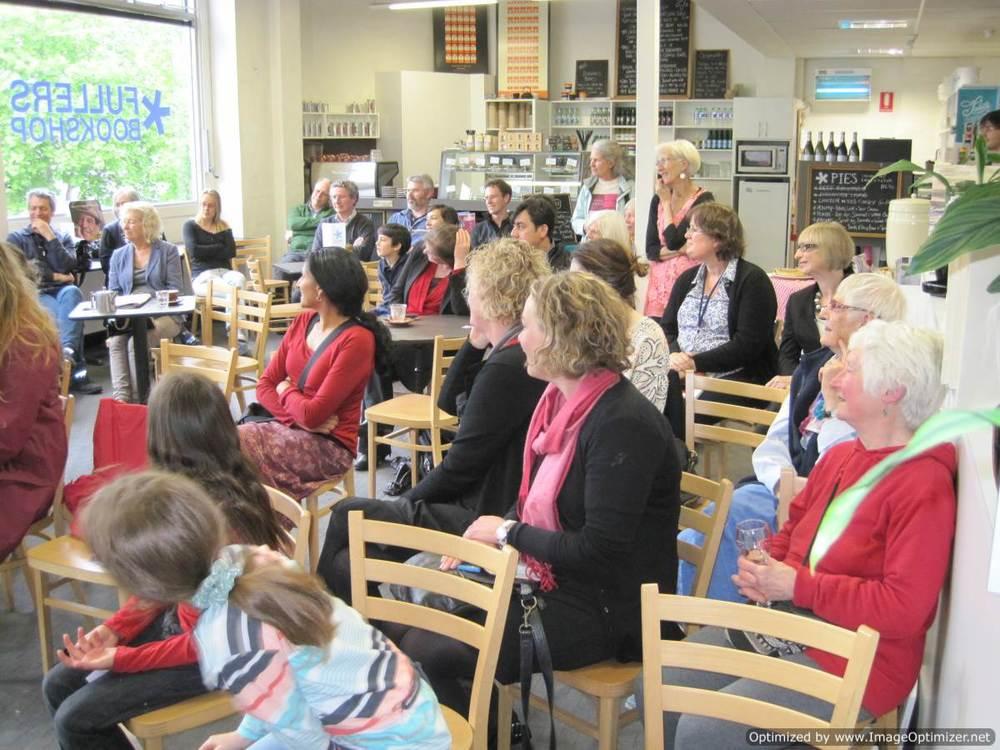 Inside Story at Fullers Bookshop, Hobart