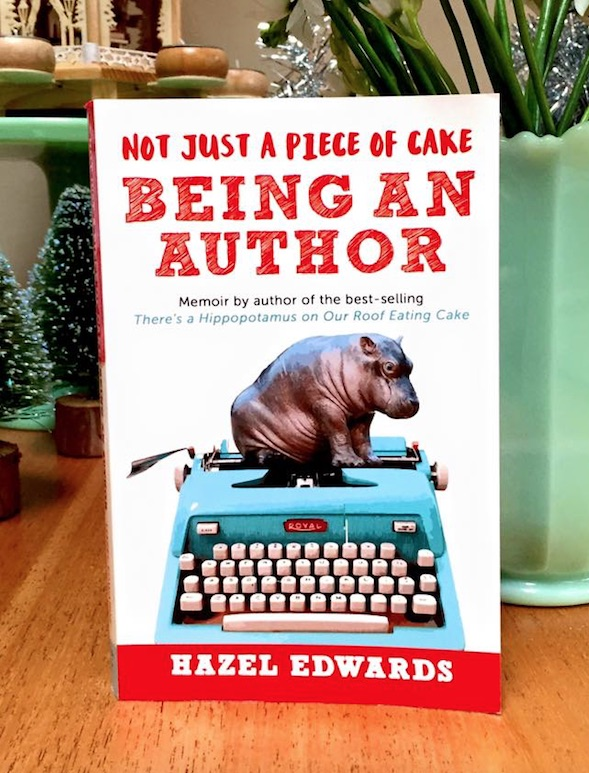 Not just a piece of cake:  On being an author.jpg
