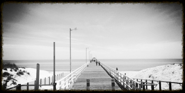 The Grange Jetty - South Australia