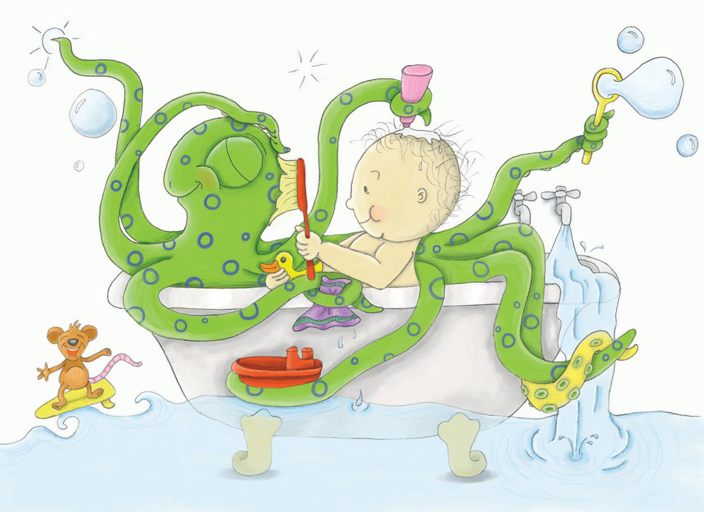 Leah Russack - Octofriends