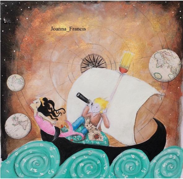Joanna Francis - Explorers