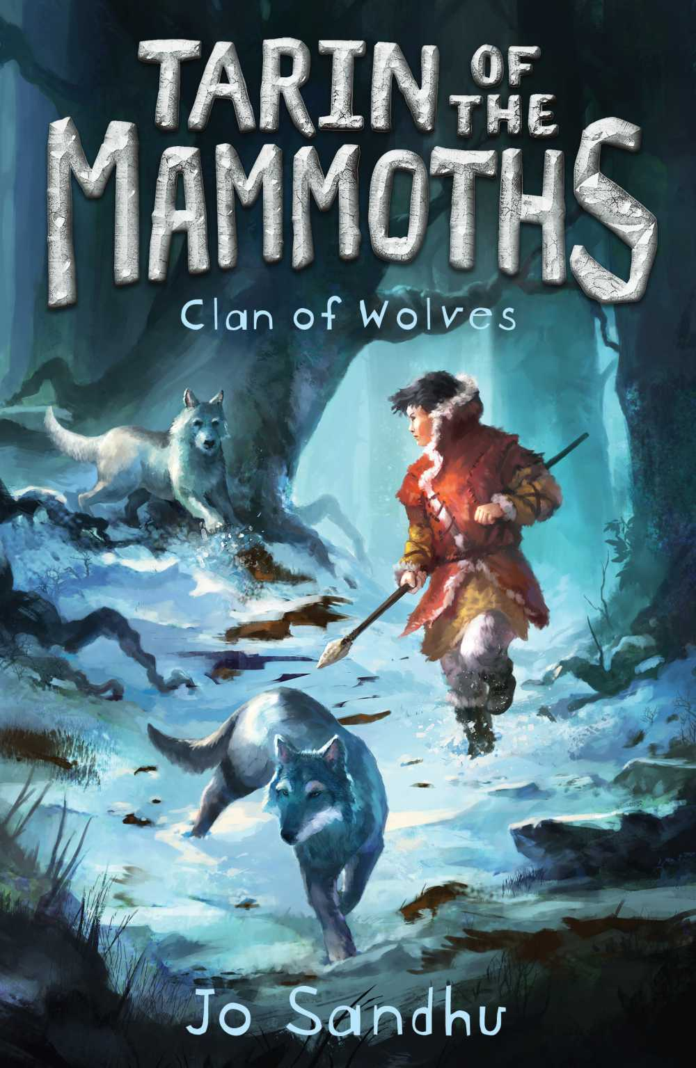 Tarin of the Mammoths: Clan of Wolves.jpg