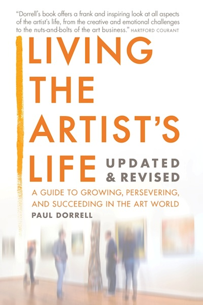 Living The Artists Life by Paul Dorrell.jpg