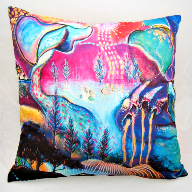 Giftenne - Limited Edition Art Cushion