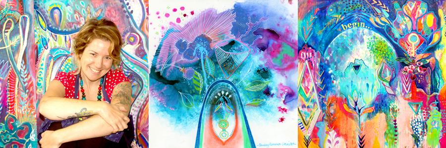 Chrissy Foreman Cranitch | Expressive Art
