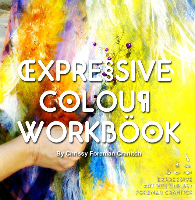 Expressive Colour E-Book | Chrissy Foreman Cranitch