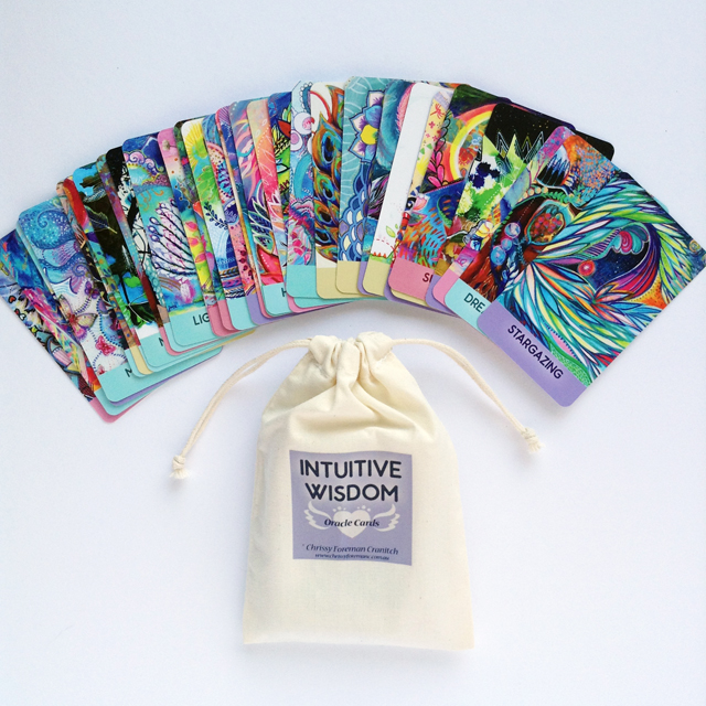 Intuitive Oracle Cards