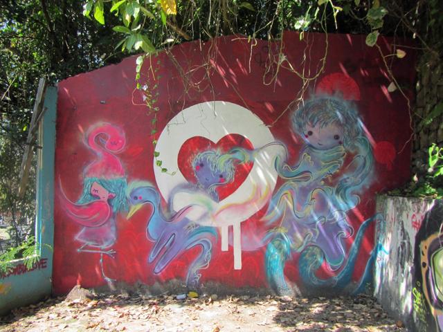 street art bali ubud