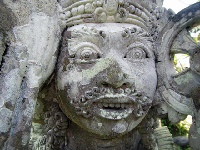 balinese sculpture