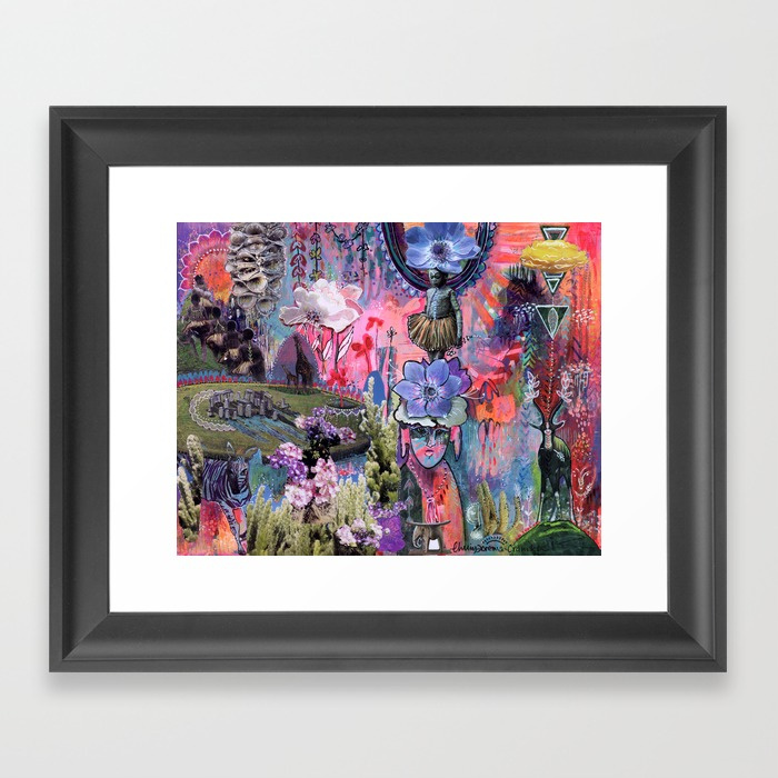 INTUITIVE ART PRINTS  -