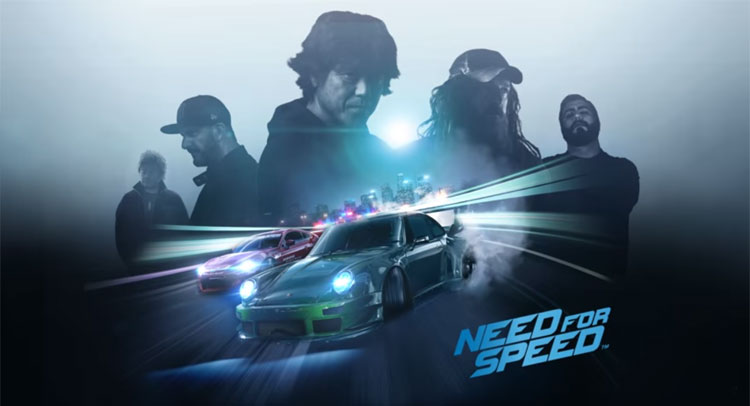 EA Sports // Need for Speed  - Game Design // Click image for trailer