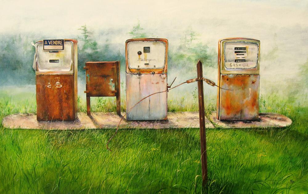 We Three Kings - 2007, acylic on canvas, 180x100cm.jpg