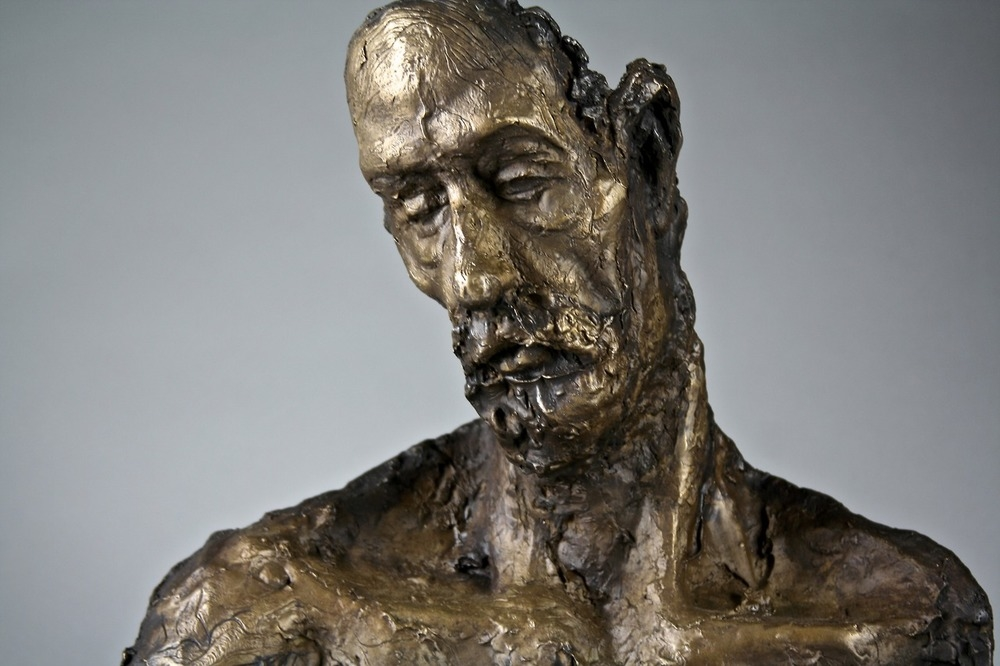 Bust of a Man Bronze