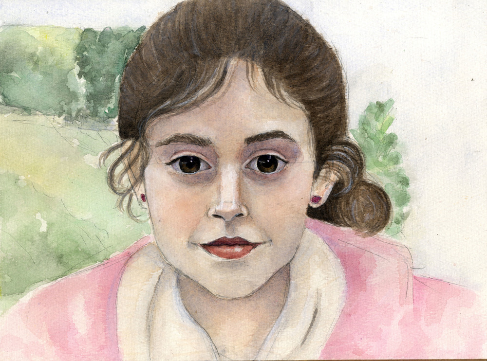 Portrait. Watercolours on paper.jpg