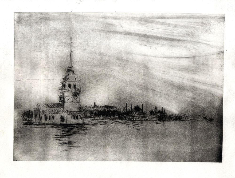 Beril Kolsal grade 10. View across the Bosphorus .jpeg