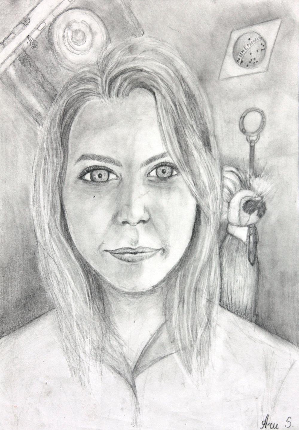 Aruzhan Sarsenova '19