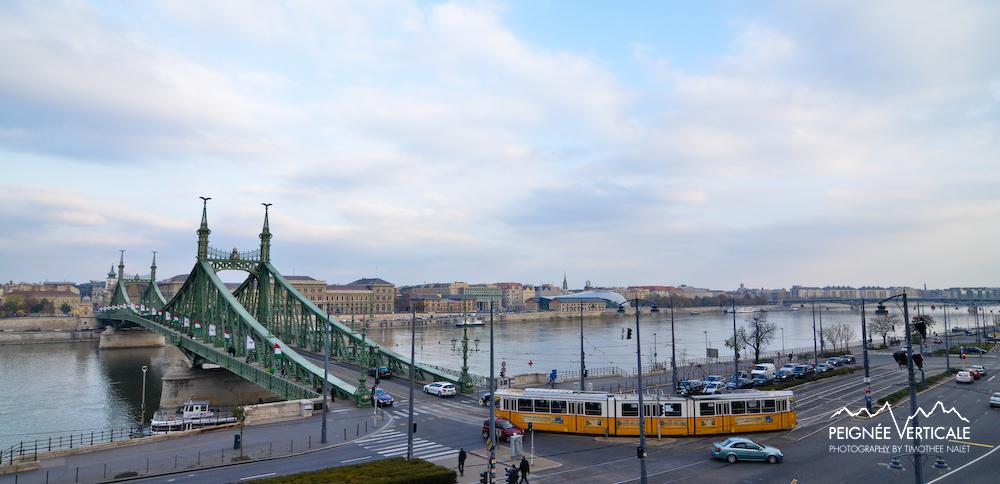 Tram & Danube