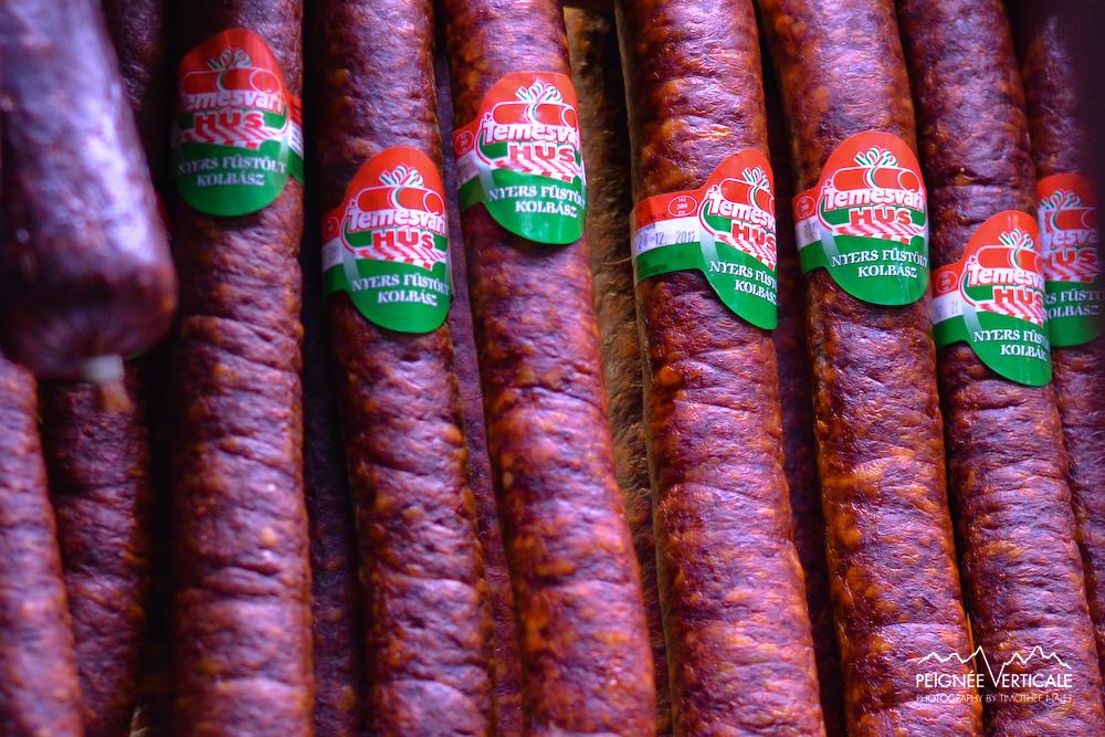 Hungarian Chorizo