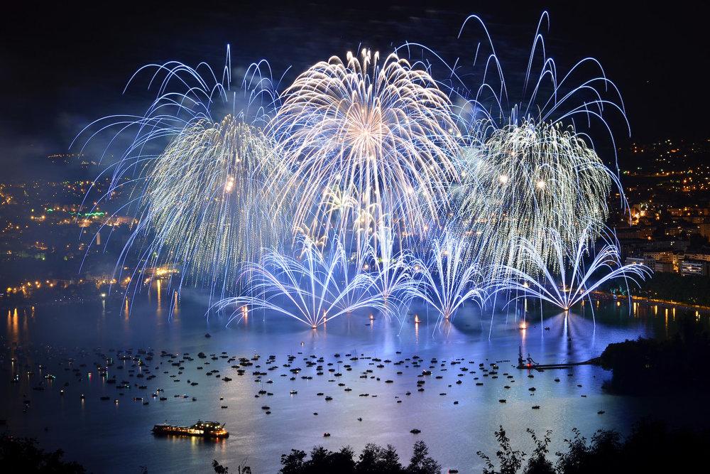 Fête du Lac 2012, Annecy