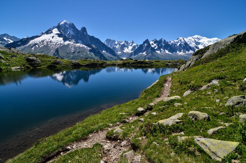 Lac des Chéserys - Chamonix
