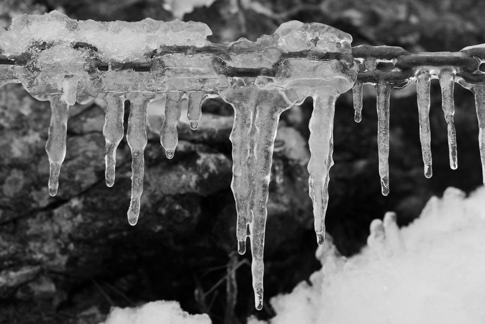 Chaîne de glace