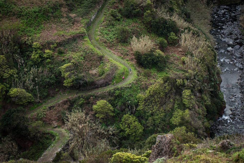 Les sentiers magiques des îles