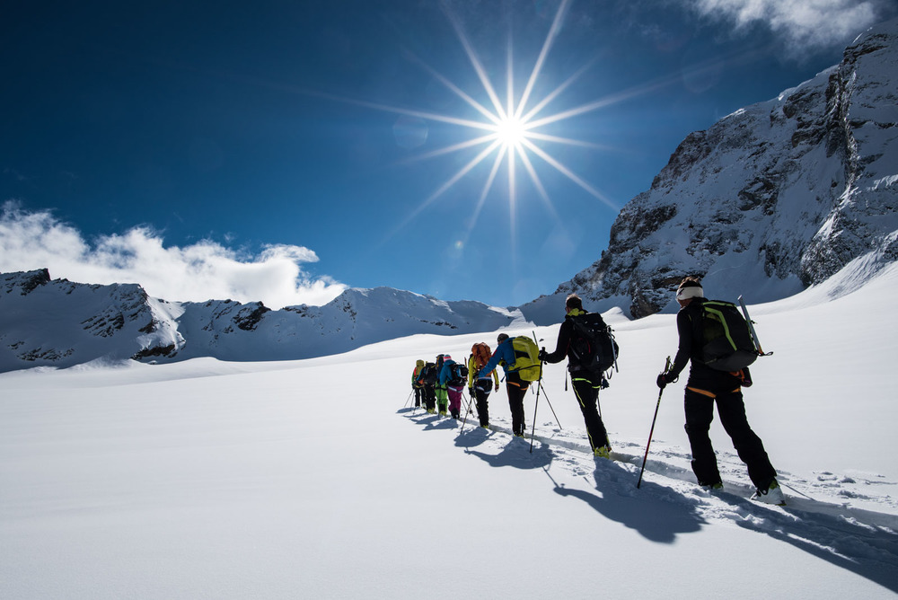 La Haute-Route : rallier Chamonix à Zermatt en ski