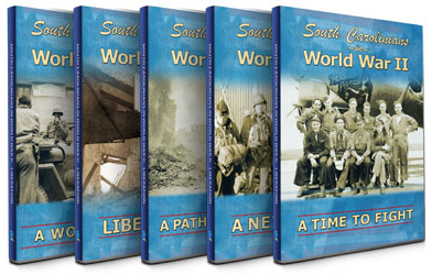 South Carolinians in World War 2 Box Set