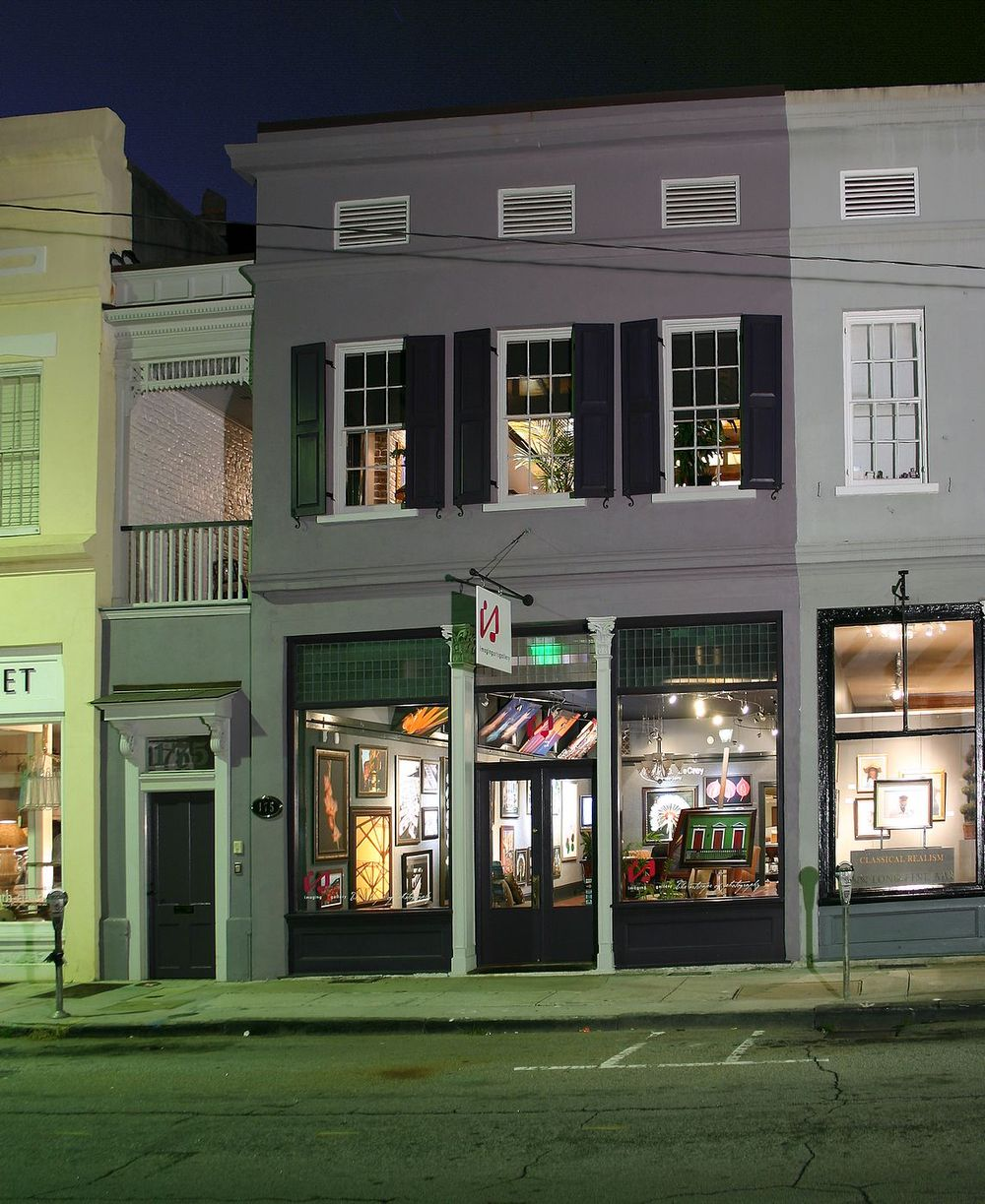 PACE Award (Palmetto Architecture, Construction & Engineering) 175 King Street, Charleston, SC (for Historic Merit)