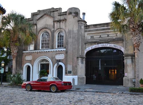 Carolopolis Award Old Slave Mart Museum, Charleston, SC