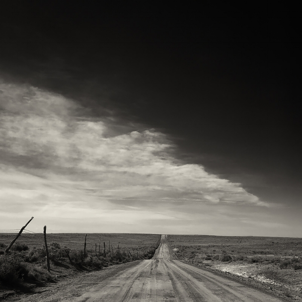 The Road to Chaco . Photo ©2017 Lee Anne White.