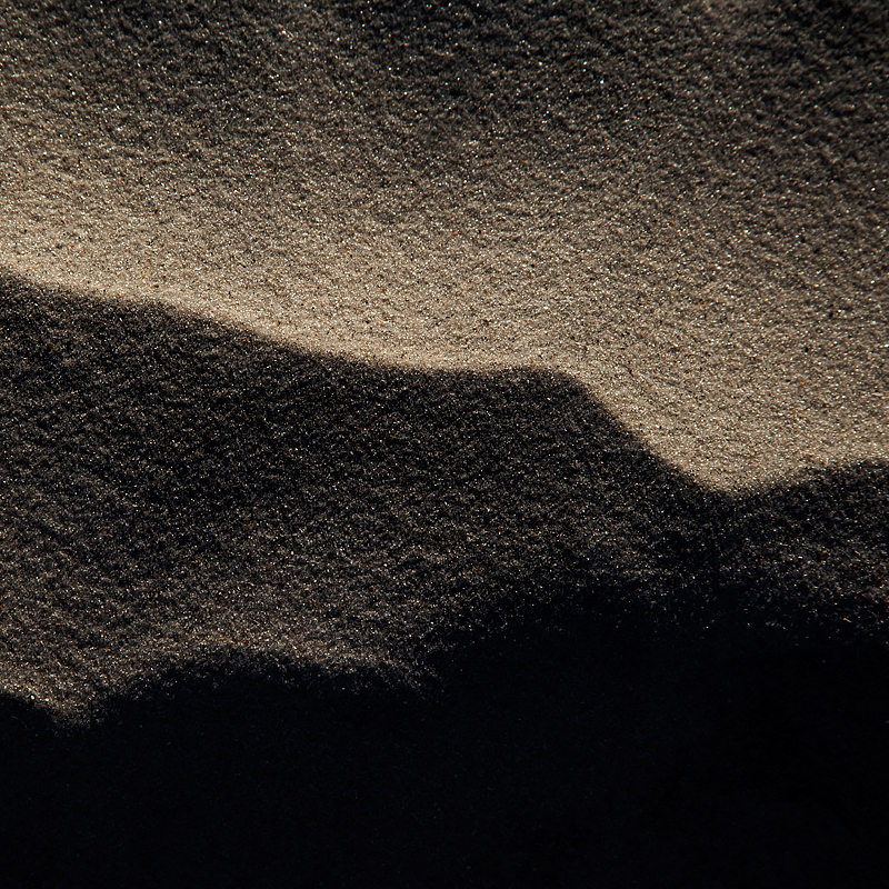 Sand Pattern. ©2017 Lee Anne White.