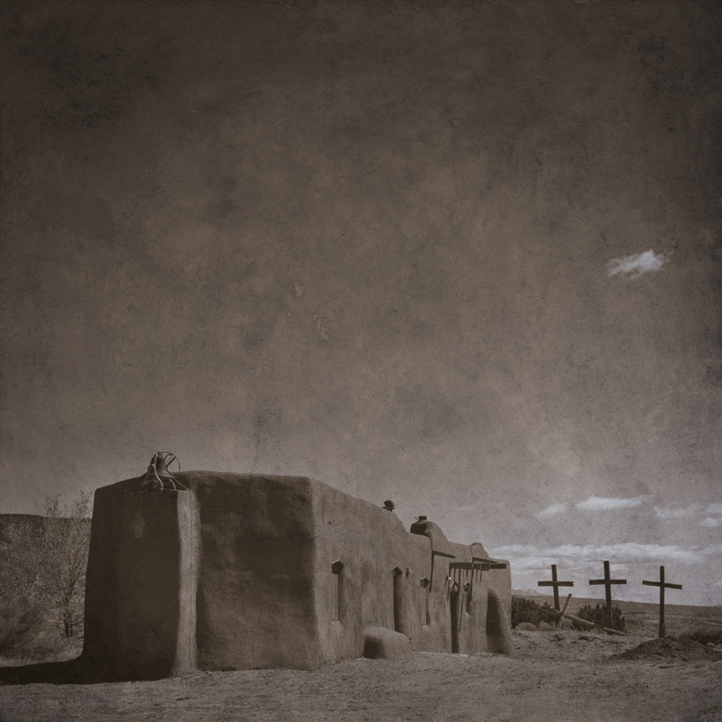 Penitente Morada. Abiquiu, NM. Photo ©2018 Lee Anne White.