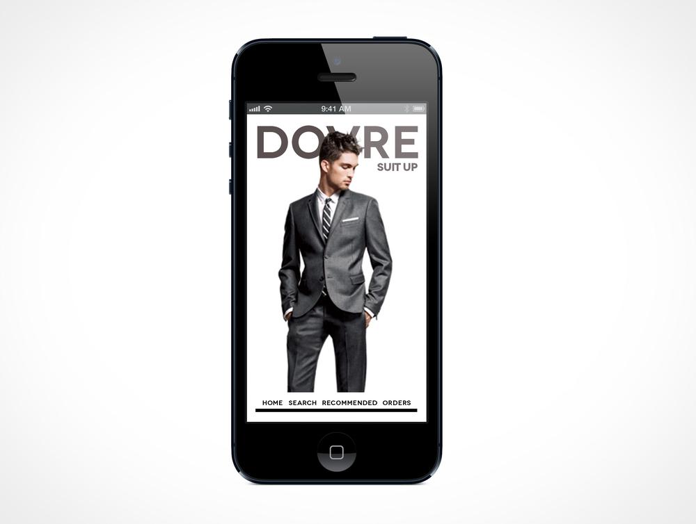 Dovre - Cover - by Jack Knoebber