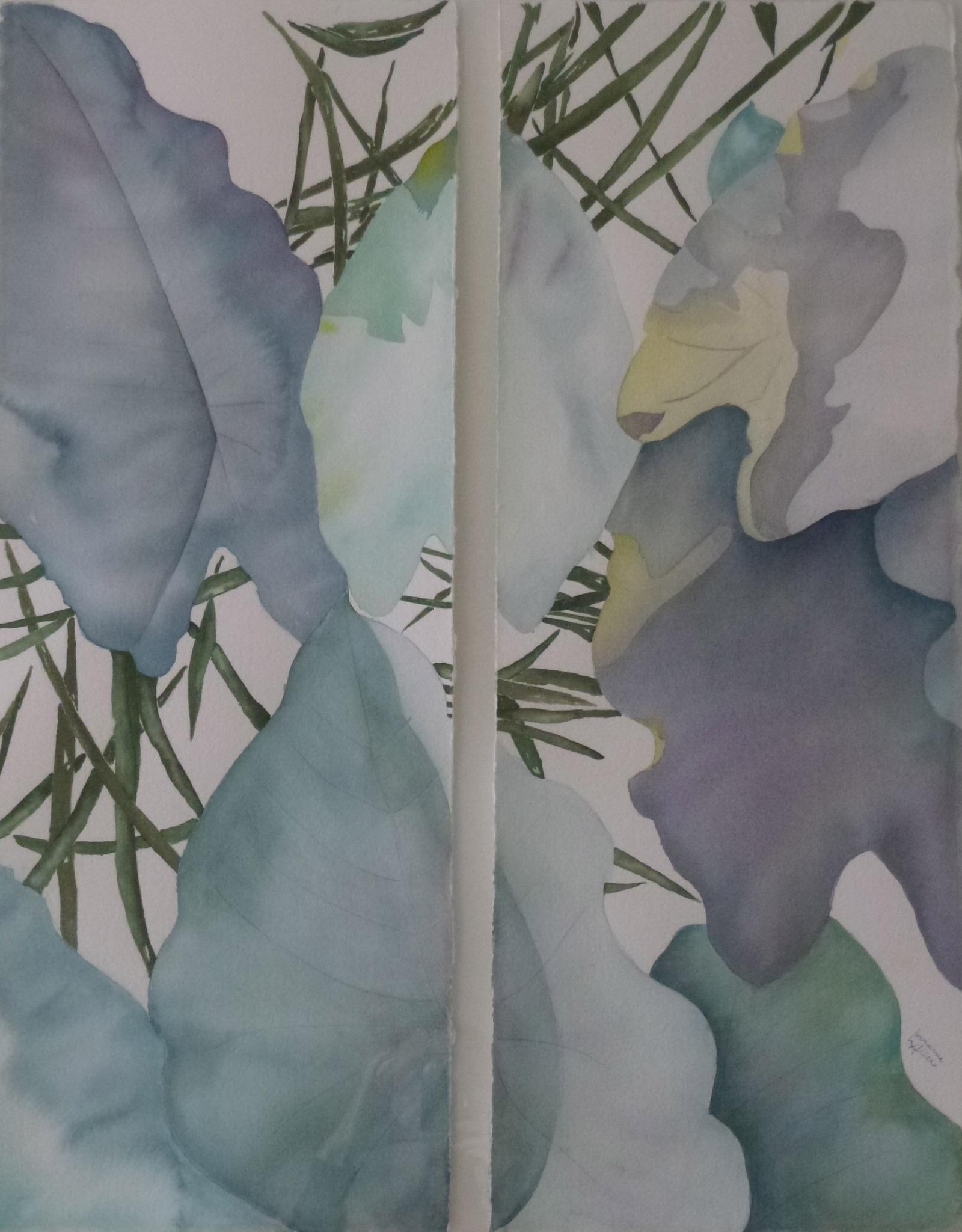 Flowing Leaves