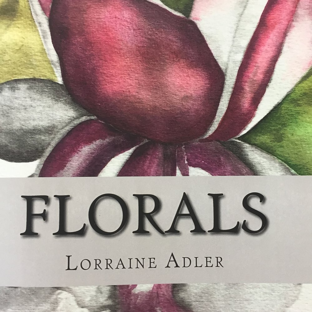 A grayscale coloring book - my watercolors converted to grayscale for your enjoyment Amazon.com: Florals: A Grayscale Coloring Book (9781542785716): Lorraine Adler: Books