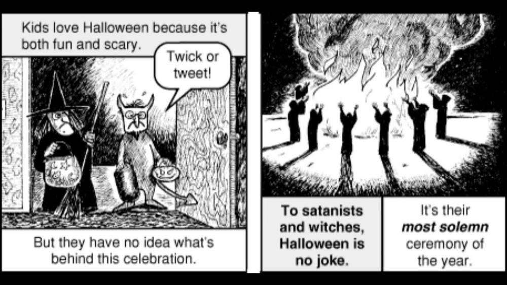 Classic Chick Tract