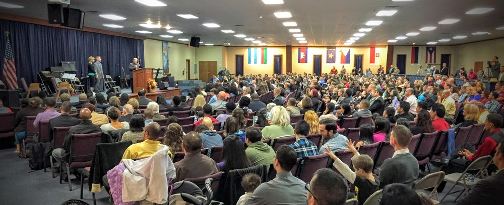 Last Year's Bible Conference in Jacksonville, NC