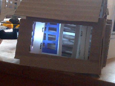 A mini shed