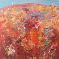 Jenny Scholes -  acrylic
