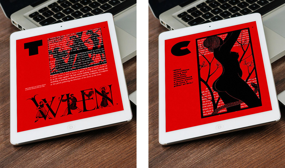 Essays on typography