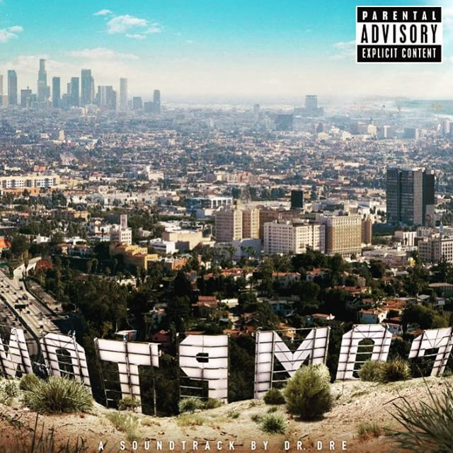 New Music Monday has to be one of the biggest releases of the year (or decade). We didn't forget about Dre. #compton #newmusicmonday #nmm #drdre #forgotaboutdre #hiphop #albumoftheyear