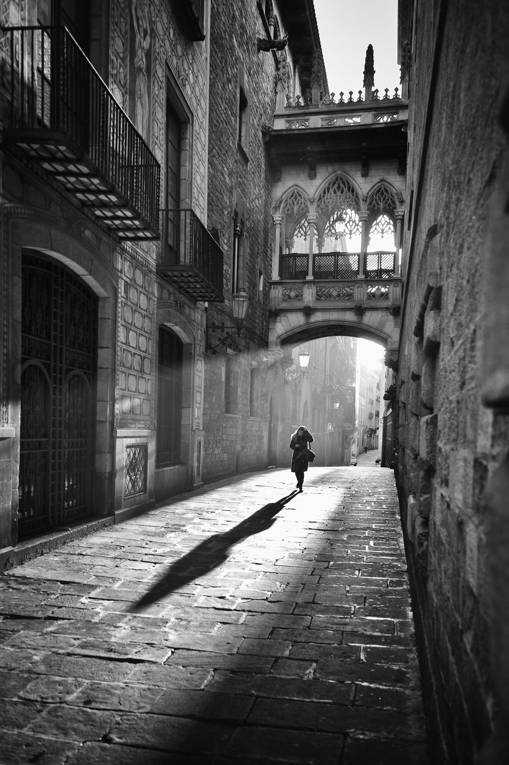 Gothic Quarters, Barcelona