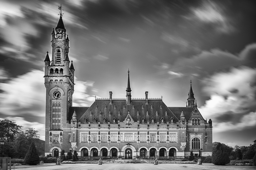 Peace Palace - The Hague