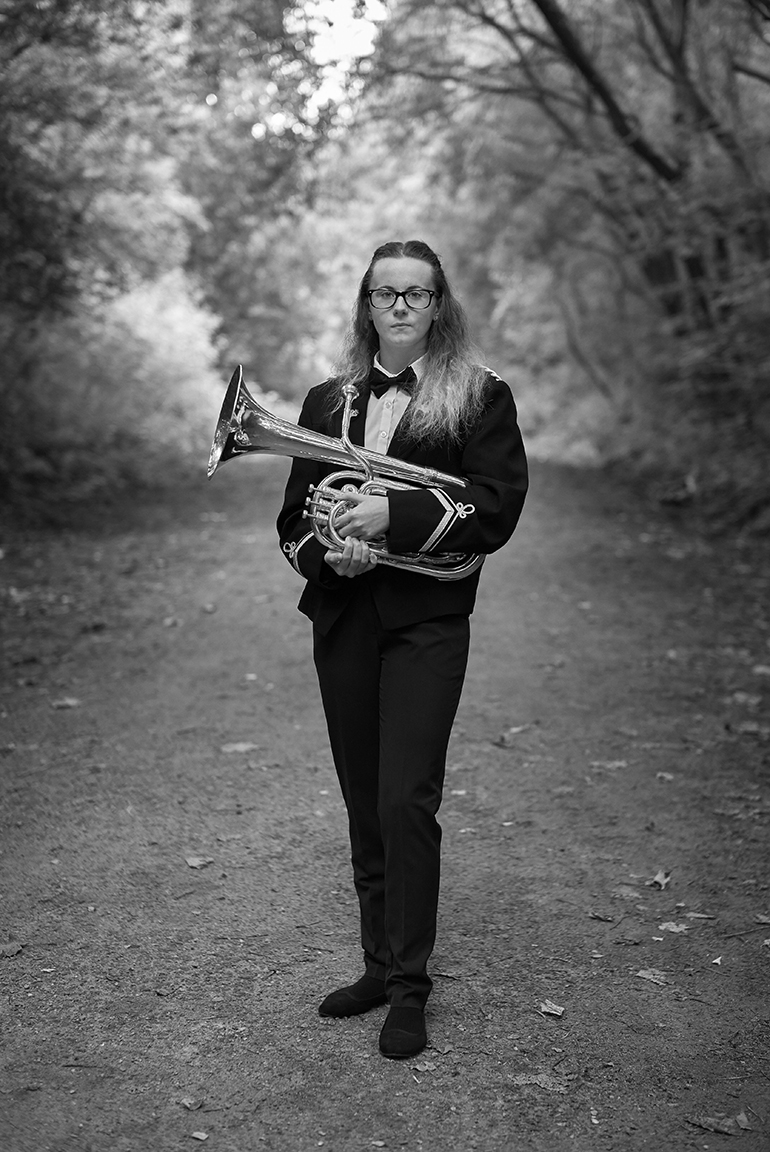 Emma Ashley - Boarshurst Silver Band