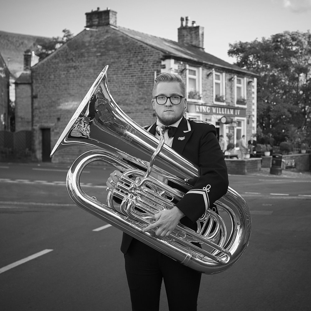 Nathan Edge - Boarshurst Silver Band