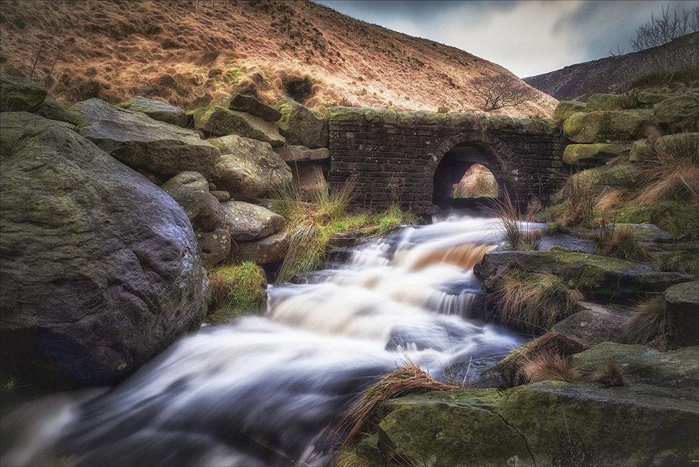 Birchen Clough Bridge