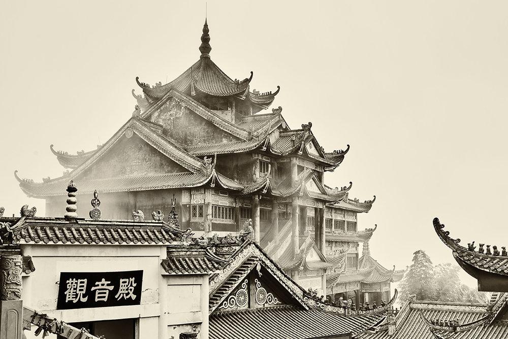 Longyin Temple - China