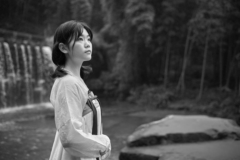 Hanfu Girl - China