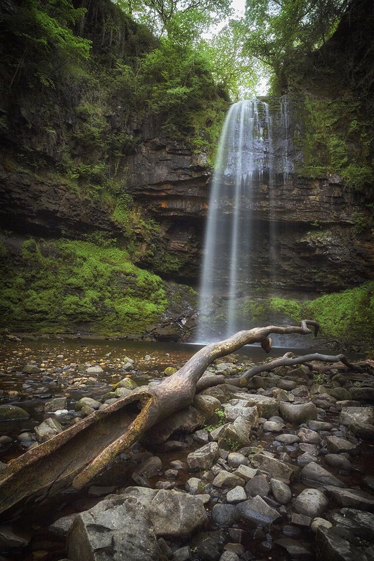 Henrhyd Falls - South Wales